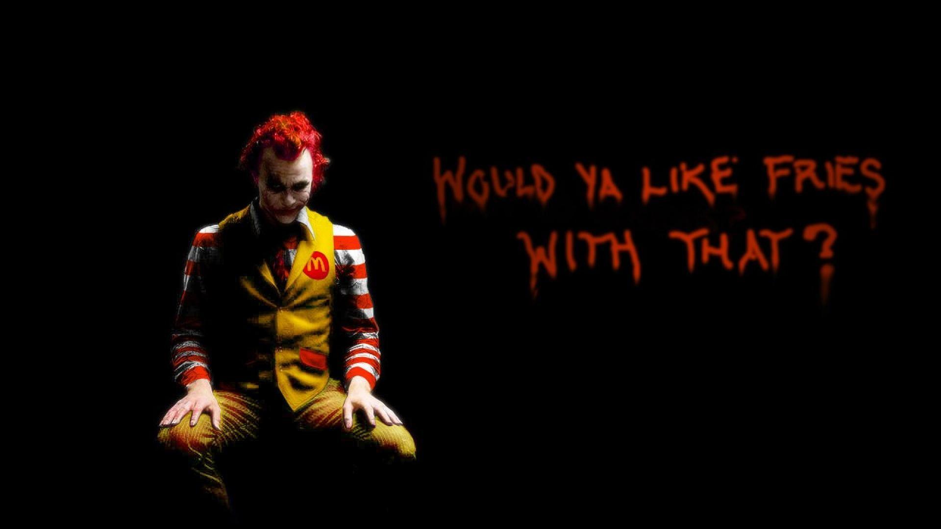 Hd wallpaper of joker - The Joker Painting Hd Desktop Wallpaper Widescreen High