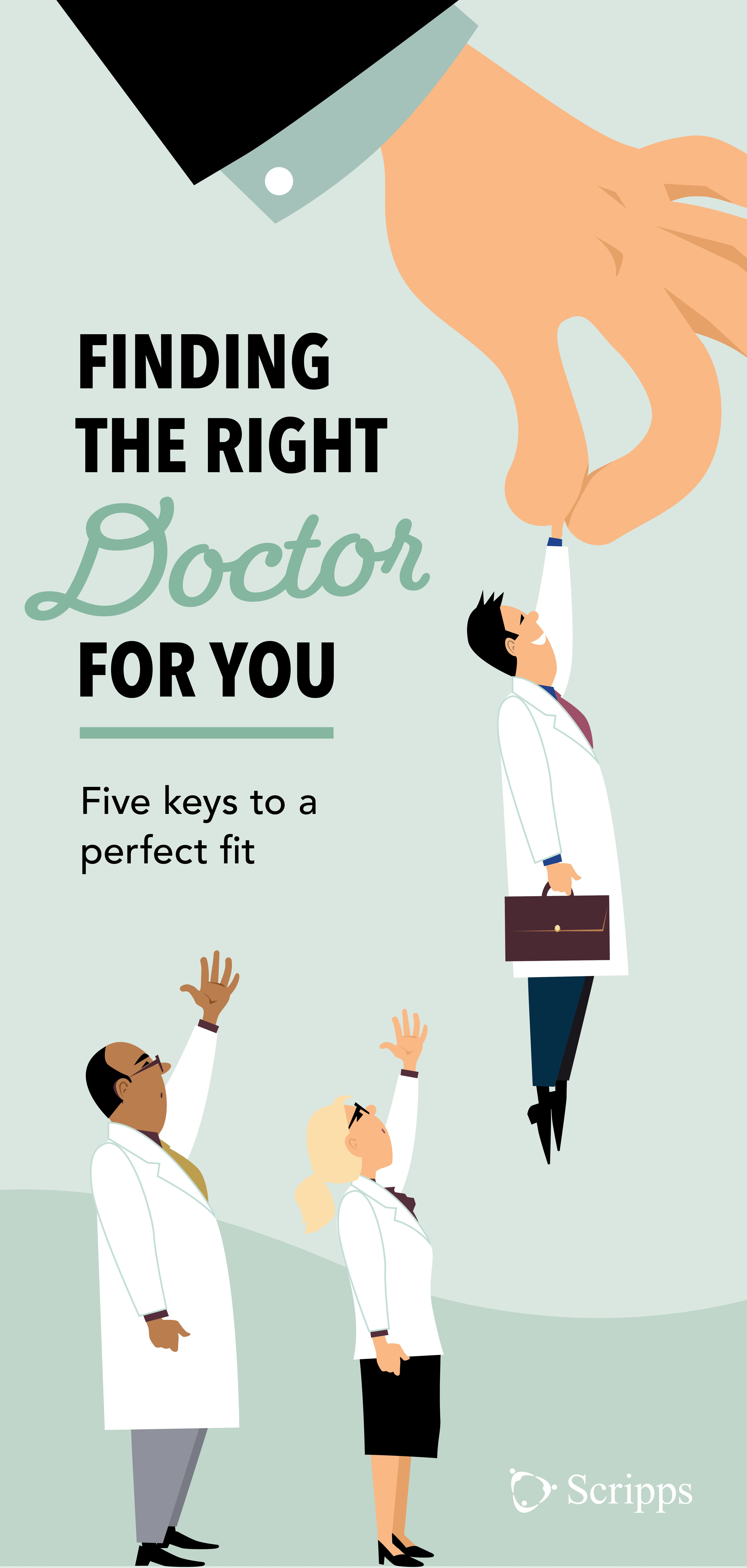 How to choose the right primary care physician for you
