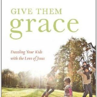 Give Them Grace: Dazzling Your Kids with the Love of Jesus (Paperback) Elyse Fitzpatrick, Tullian Tchividjian Amazing book.