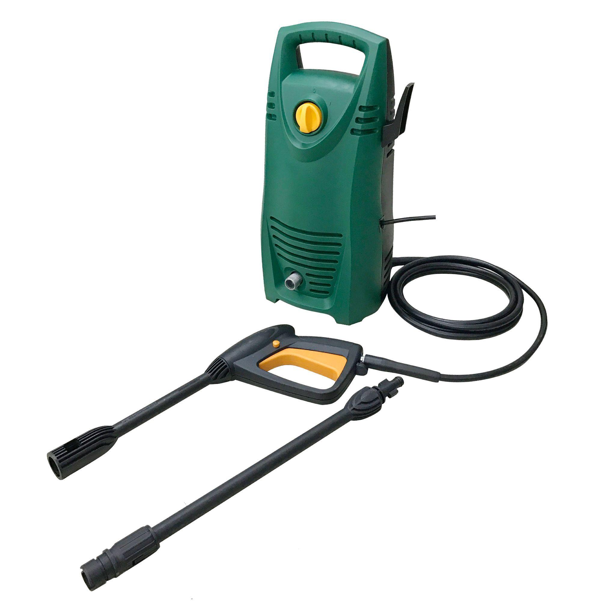 Opp 1400w Pressure Washer Departments Diy At B Amp Q Nettoyeur Haute Pression Castorama Nettoyeur