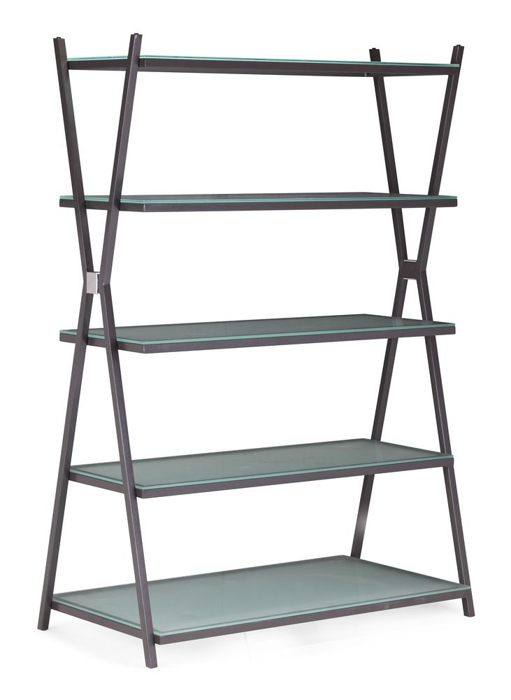 Reorganize and organize any space with the Xert wide shelf from Zuo Modern on ProjectDecor.com