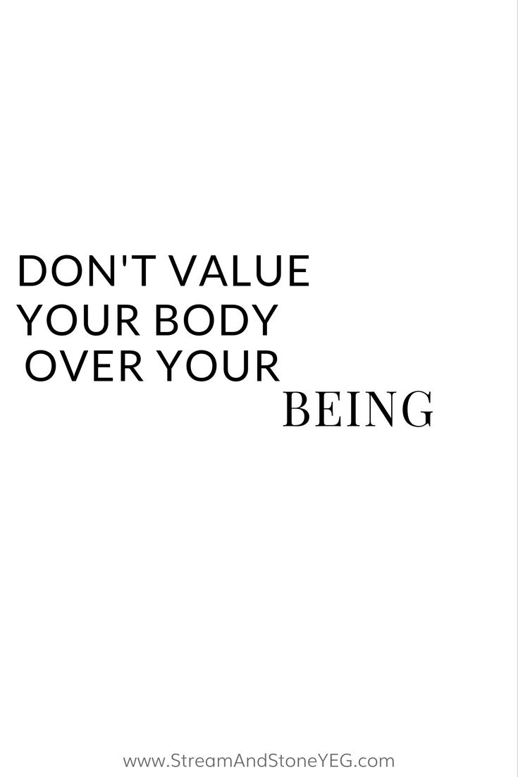 Body Positive Quotes Body Positivity Quotes