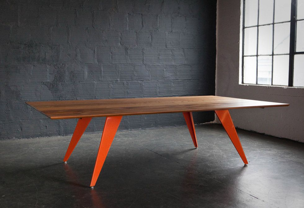 The Good Mod Ping Pong And Conference Table - Mid century modern conference table