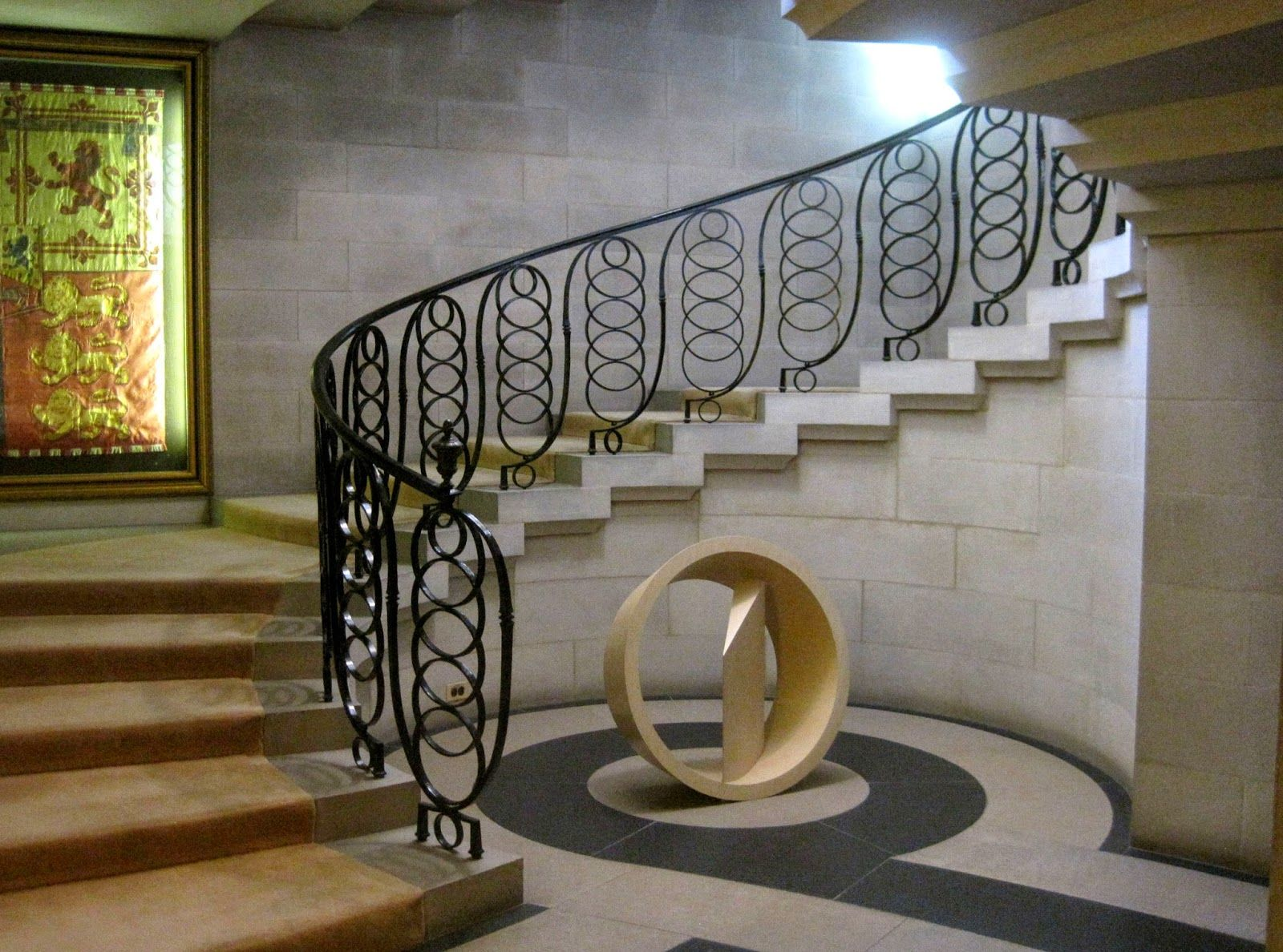 Best The Most Beautiful Stair In Washington Lutyen S British 640 x 480