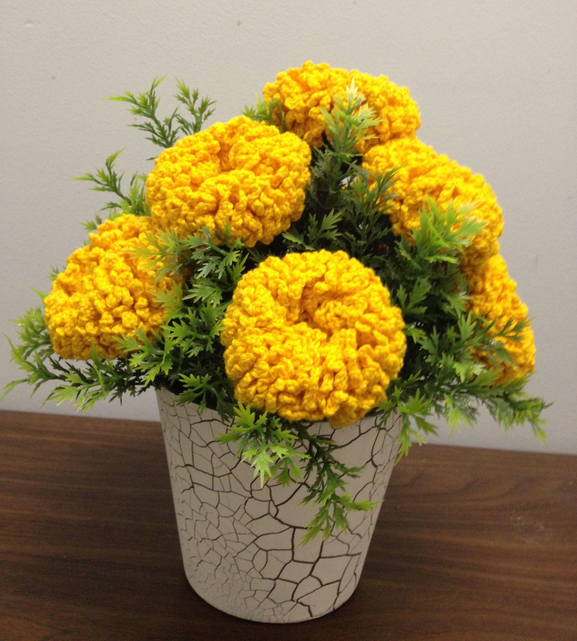 Crochet flower | crochet flower | Pinterest | Blüten