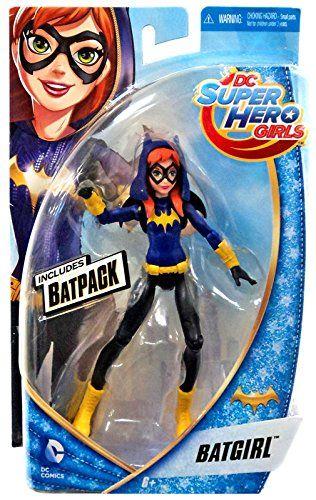 DC Comics Super Hero Girls Poison Ivy Action Figure 15cm MATTEL