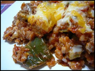Holy Cannoli Recipes Undone Stuffed Pepper Casserole Stuffed Pepper Casserole Recipes Stuffed Peppers