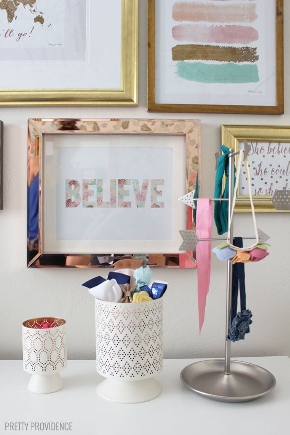 How to Hang a Perfect Gallery Wall
