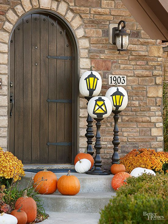 Home Spooky Home Easy Halloween Crafts Craft paint, Repurpose and