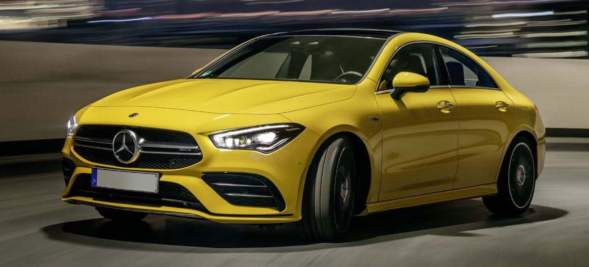 View our CLACLASS Coupe car leasing offer Lease deals