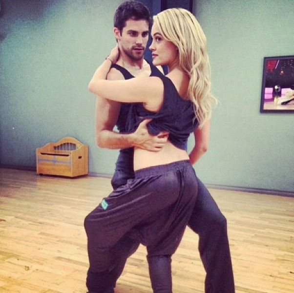 Peta and james dwts dating or showmance