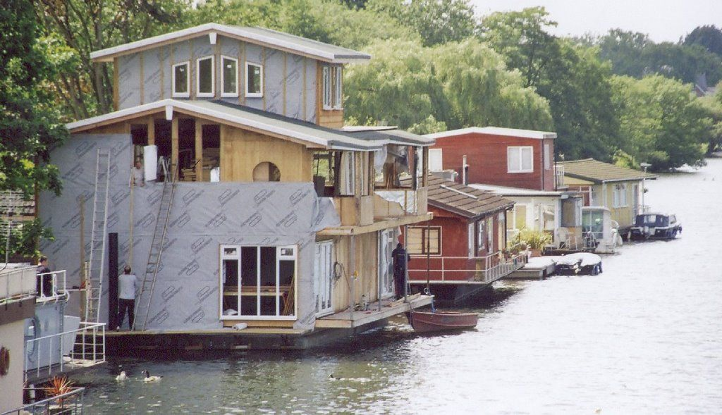 House Barges for Sale Louisiana   for sale and rent this ...