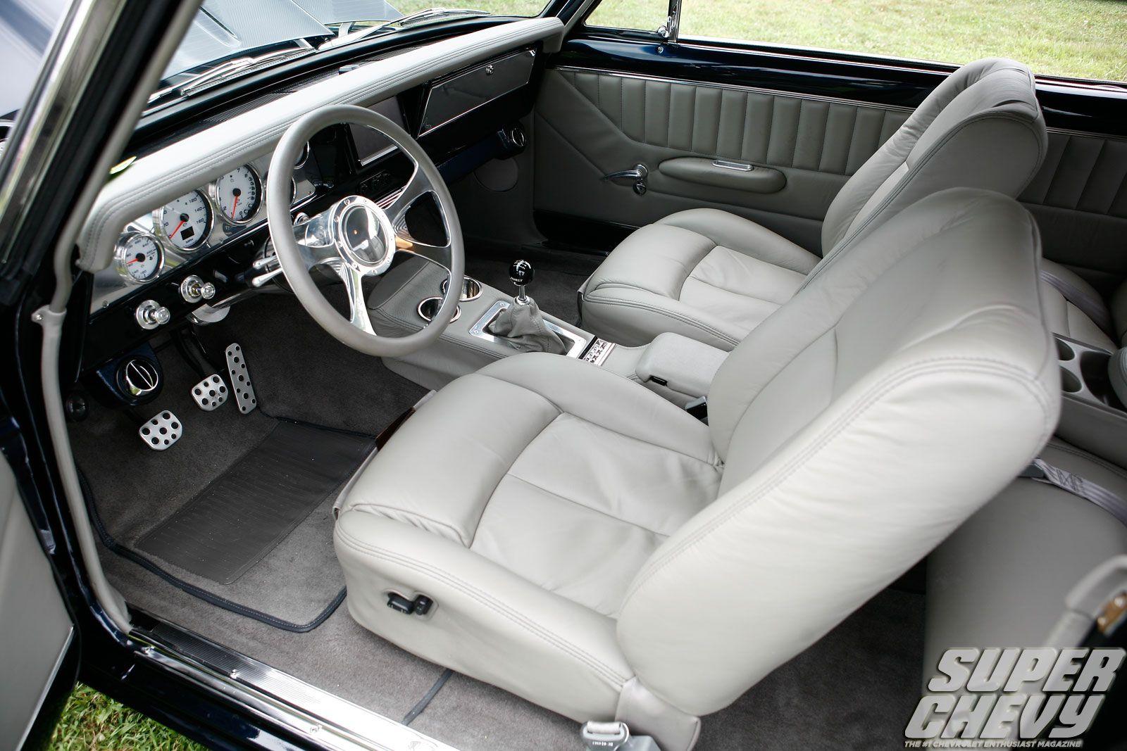 '67 Chevy Nova LS2
