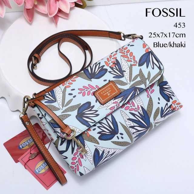 Tas Selempang Fossil 453 Mini Sling Bag Murah  0f7c75a887