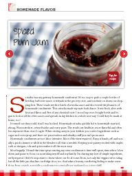 "I saw this in ""Homemade Flavor"" in A Garden Life June/July - Vol. 2 Iss. 6."