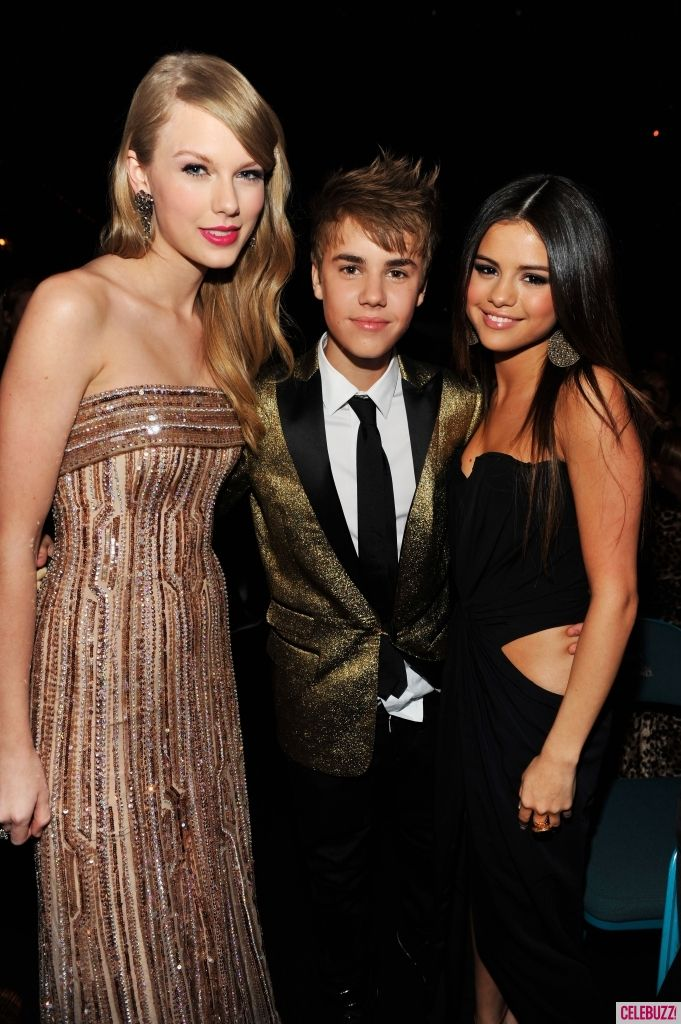 Taylor Swift On Selena Gomez And Justin Bieber S Relationship It S A Can Of Worms Celebuzz Justin Bieber Selena Gomez Justin Bieber And Selena Bieber Selena