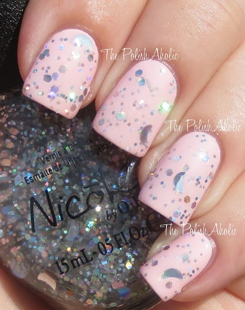 Nicole By Opi Tink Collection How Fairy Nice Of You Pixie Glitter