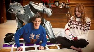 Christmas At The Ponds 11th Doctor Amy Pond Pinterest Doctor