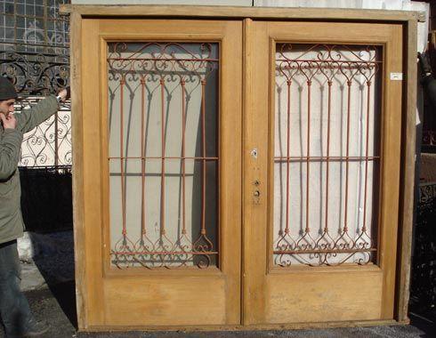 Wide Double Gate New Jersey Double Entry Doors Double Front Doors Doors