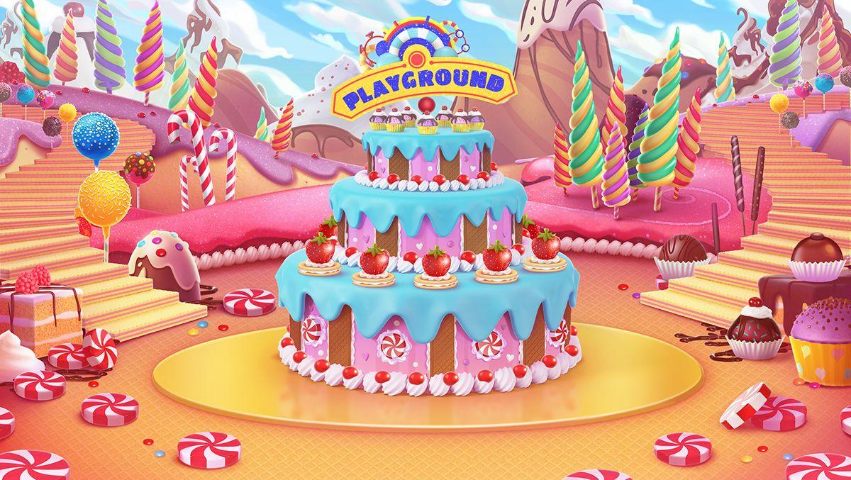 38+ Candyworld info