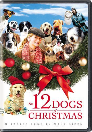 The 12 Dogs Of Christmas Christmas Movies Best Christmas Movies Christmas Dvd