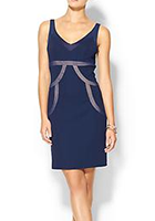 Piperlime prizes | Piperlime Collection Sheer Trim Dress, was $98, now $18