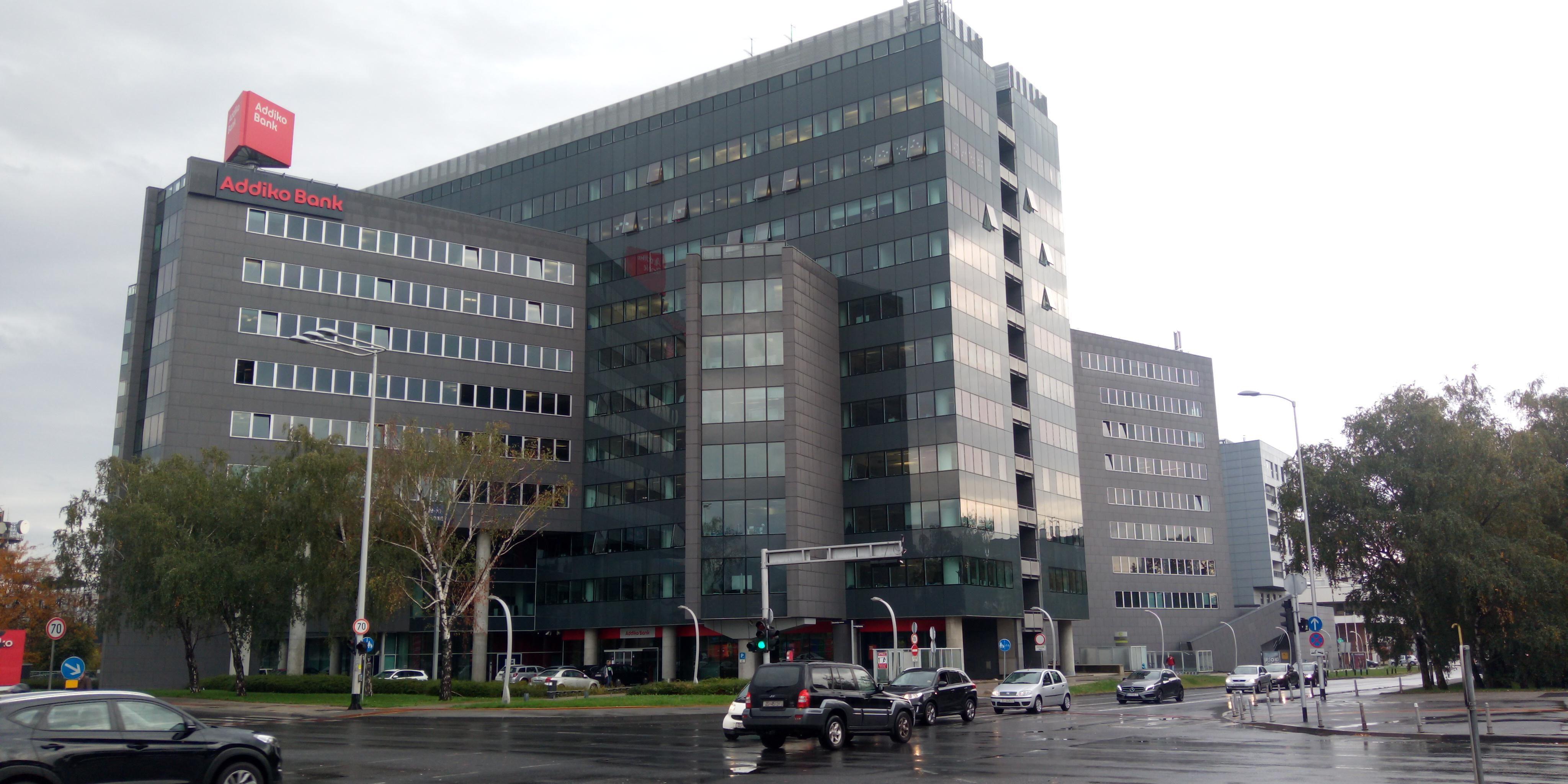 Zagreb Croatia Adikko Bank