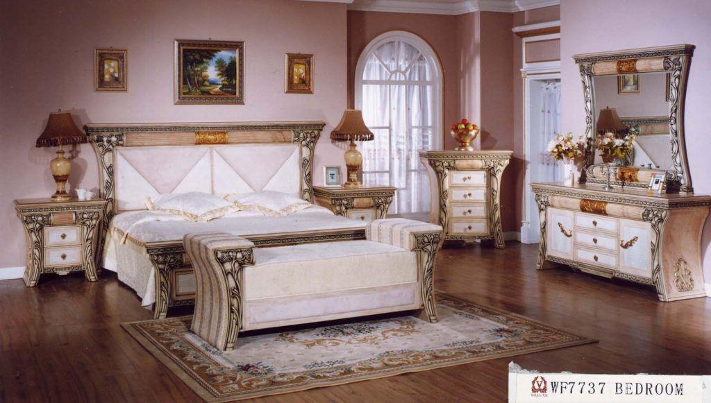 Italienische Möbel Schlafzimmer Set #Schlafzimmermöbel ...