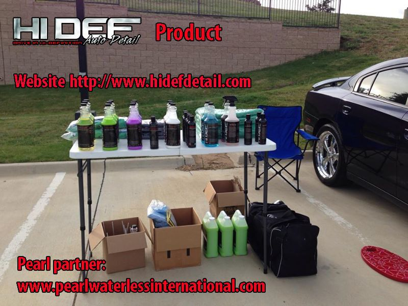 We are now having a huge sale on our Hi Def Auto Detail