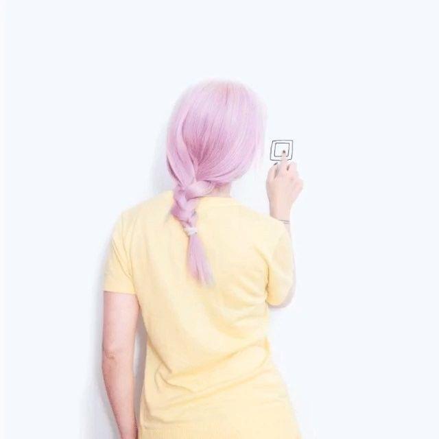 Pin De Babycatface Blog En Pastel Hair Love