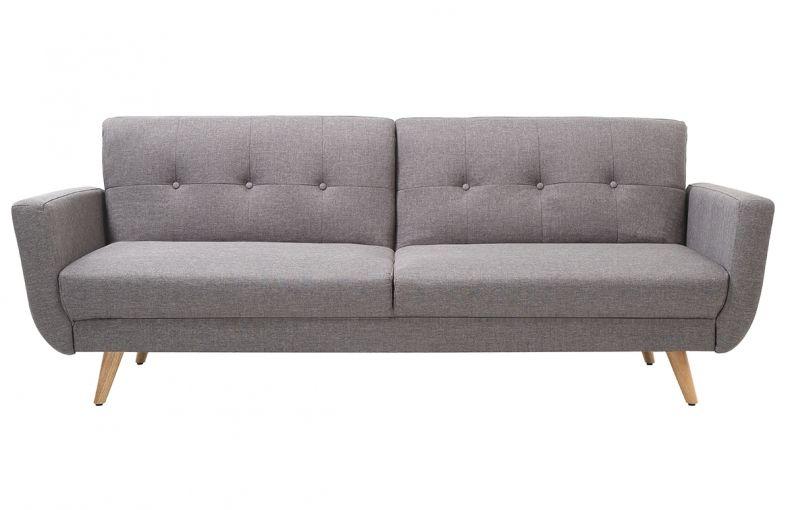 Ce canapé lit 3 place est un petit bijou d'originalité ...