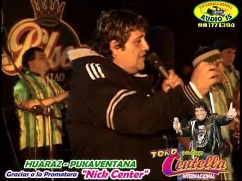 PRODUCCIONES AUDIO 15 - CENTELLA - MEDIA CAJA DE CERVEZA  (EN HUARAZ   P...