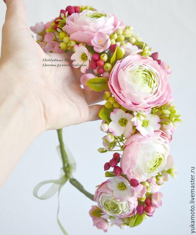 Украшение для домашних цветов своими руками