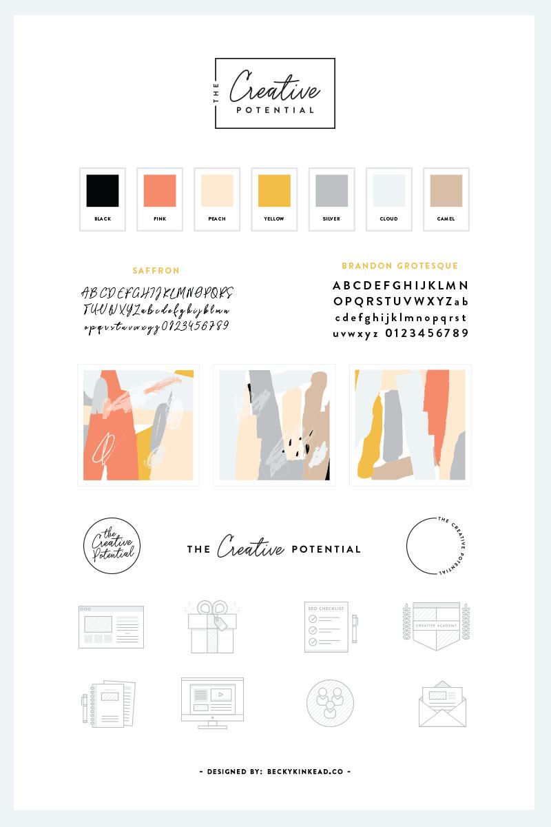 Beispiel Case Study Website Branding Website Design Branding Design Brand Identity Design