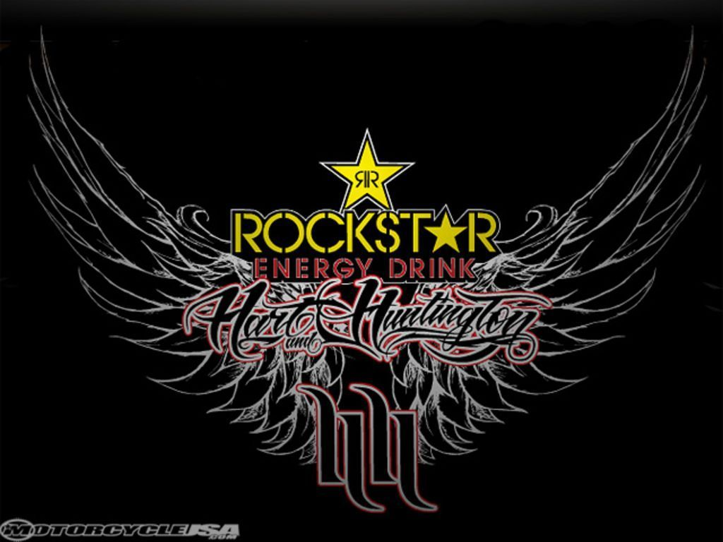 hd rockstar energy logo wallpapers and photos | hd logos wallpapers