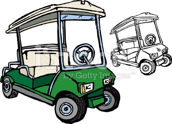 golf cart drawings - Google Search | Grad pics | Pinterest | Golf ...