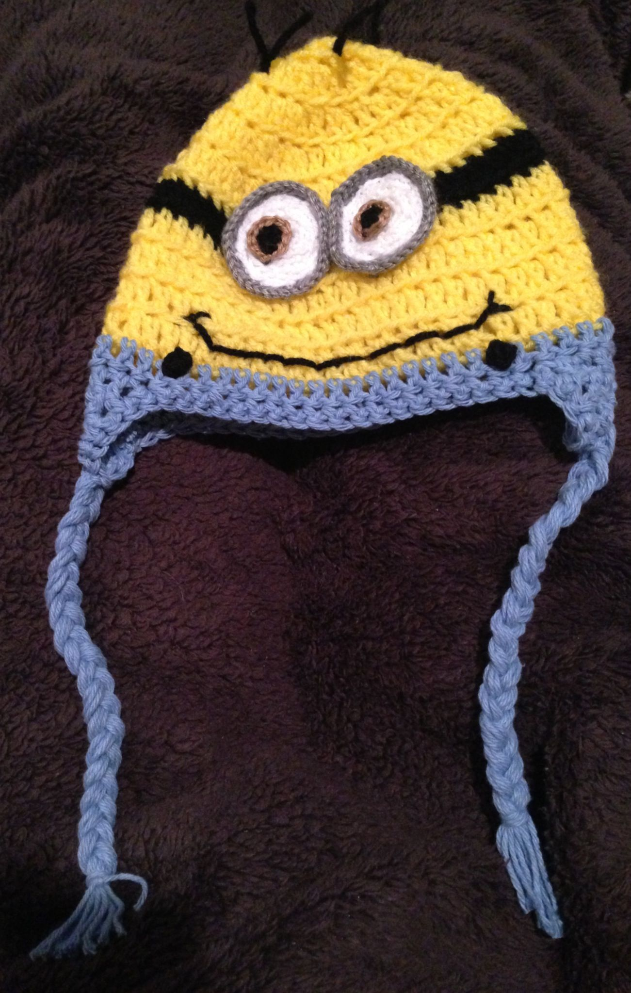 Despicable me minion hat free crochet pattern on ravelry despicable me minion hat free crochet pattern on ravelry this one dt1010fo