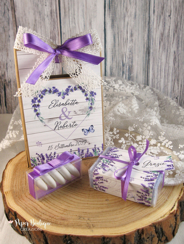 Bomboniera Tema Provenza Fai Da Te Bomboniera Sapone Artigianale Lavanda Bomboniere Nozze Comunione In 2020 Gift Wrapping Gifts Wrap