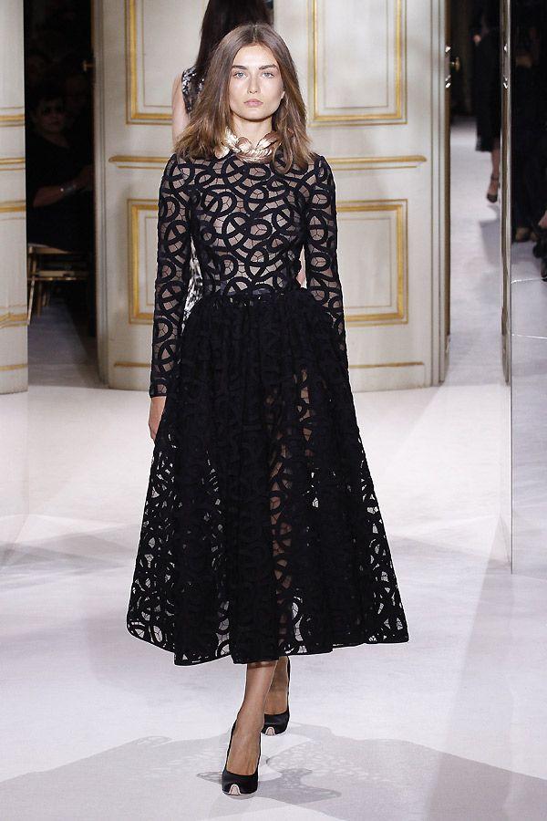 Die schönsten Kleider der Haute Couture Schauen 2013 ...