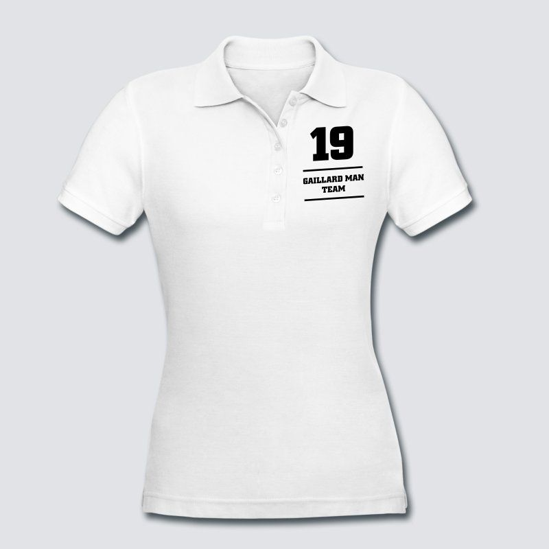 596421231de13 Polo bio Stanley   Stella Femme   T shirt   Polo, T shirt, Shirt designs