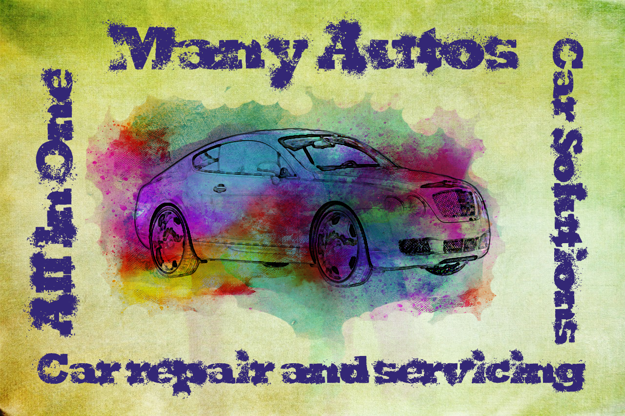 Car repair and servicing for all makes and models at Many