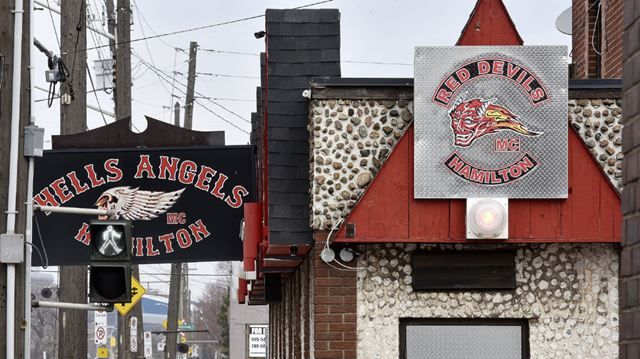 Hells Angels Denied Re Entry To Former Club House
