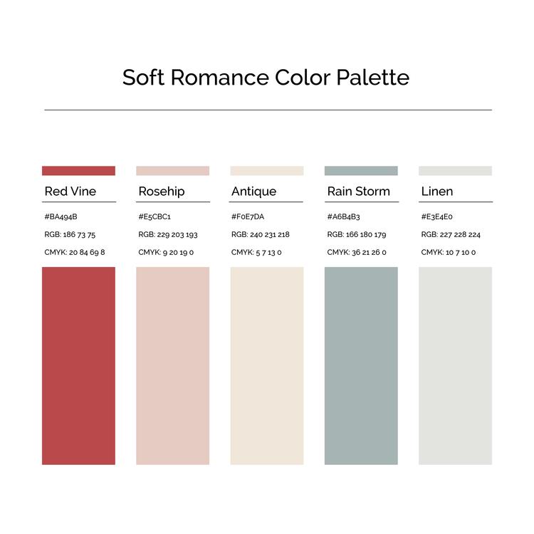 15 More Minimalist Color Palettes To Jump Start Your Creative Business Jordan Prindle Designs Brand And Squarespace Designer For Entrepreneurs Color Palette Vintage Colour Palette Hex Color Palette
