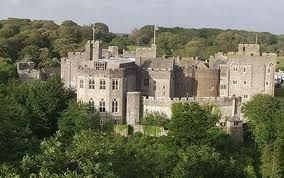 St. donat's castle  UWC atlantic college
