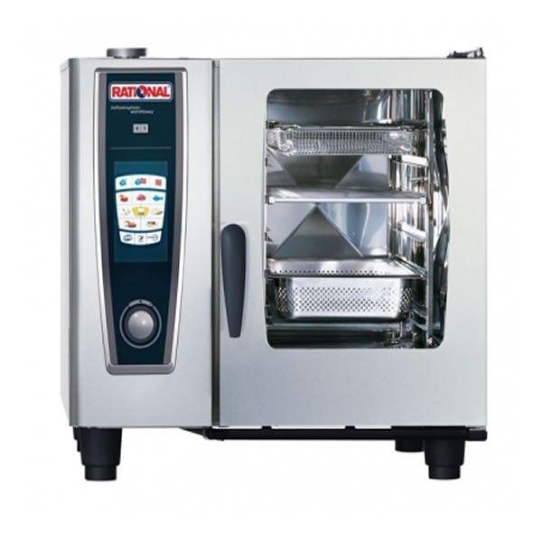 Rational SCC 5 Senses 61 Gas Combi Oven | Combi Ovens | Pinterest ...