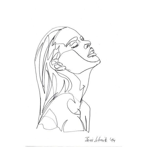 Drawing Art Artwork Sketch Minimal Pale Artists On Tumblr Artists Of Tumblr Gaze Kunst Minimal Art Zeichnung Outline Art Simple Line Drawings Line Art Drawings