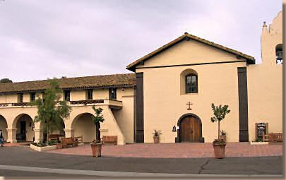 Old Mission Santa Ines - Solvang, California | Places I've been ...