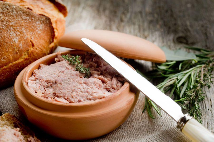 Recetas Para Hacer Paté Casero Comida Fria Comida Comida Dieta