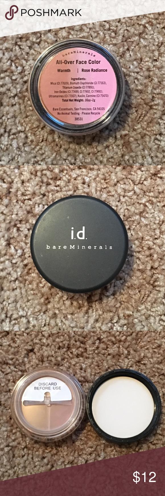 Bare Minerals Sealed Warmth Blush Combo Bare Minerals Bare Minerals Warmth Sephora Makeup