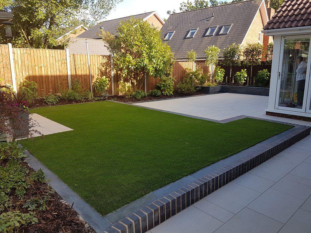 Modern Garden Design In Chandlers Ford Hamphire Adapt Best Garden Design Best Garden Ideas Diy Garden In 2020 Front Garden Design Modern Garden Garden Design